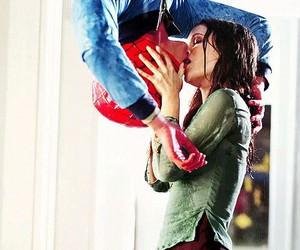kiss, seth, and spiderman image