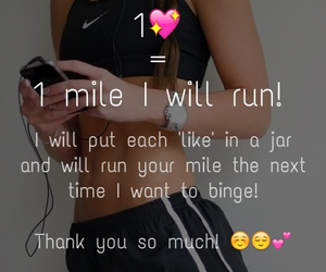 run, fitness, and workout image