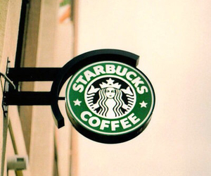coffee, starbuckscoffee, and follow image