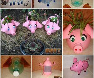 diy, recycle, and gardening image