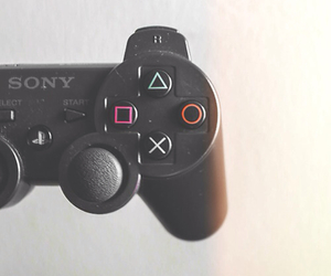 game, playstation, and sony image