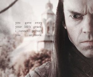 elf, king, and quote image