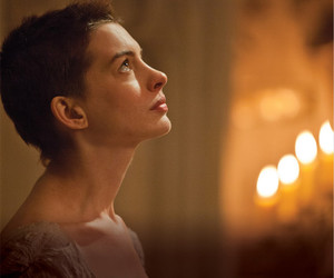 les miserables, Anne Hathaway, and fantine image
