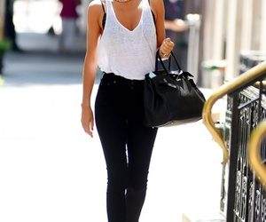 miranda kerr, fashion, and style image