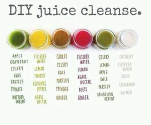 diy, juice, and healthy image