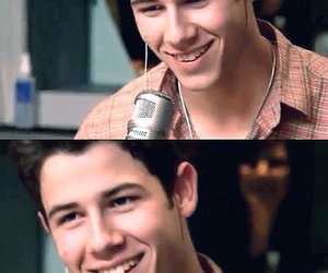 nick jonas, smile, and cute image