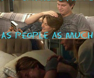 ∞, the fault in our stars, and augustus waters image