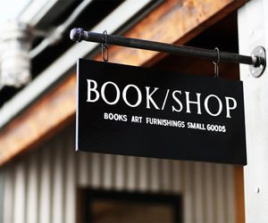 art, sign, and book image