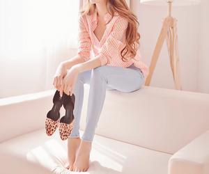 fashion, kfashion, and jeans image