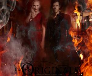 The Originals, the vampire diaries, and candice accola image