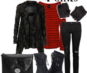 fashion, harry potter, and tonks image