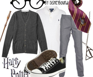 harry potter, hp, and inspired image