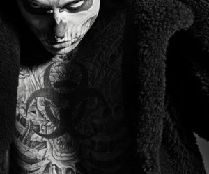 model, zombie, and zombieboy image