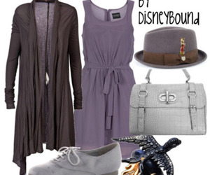 dumbledore, harry potter, and disneybound image