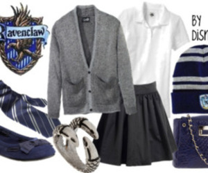 ravenclaw and fashion image