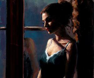 art, bella, and sexy image