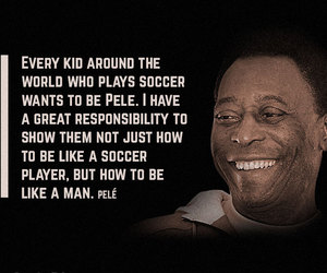 football, soccer, and pelÉ quotes image