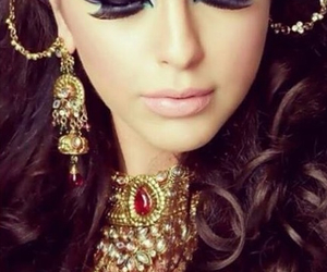 indian, bollywood, and jewelry image