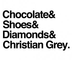 christian grey, shoes, and diamonds image