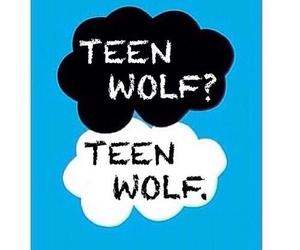 teen wolf, derek, and scott image