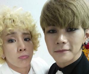 b-joo, hansol, and toppdogg image