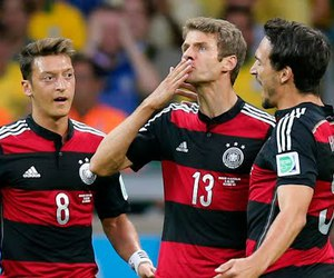 football, germany, and world cup image
