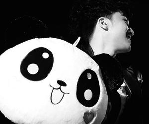seungri, bigbang, and panda image