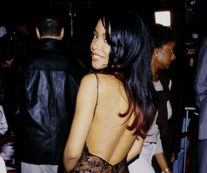 aaliyah, celebrity, and music image
