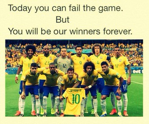 brazil, neymar, and world cup image
