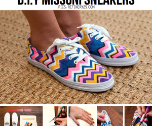 diy, shoes, and sneakers image