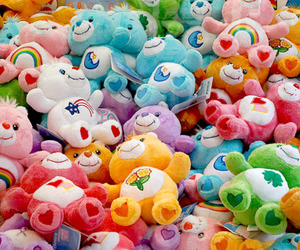 bears, care bears, and colorful image