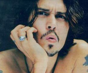 funny, handsome, and johnny depp image