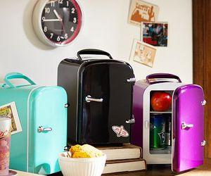 girl and fridge image