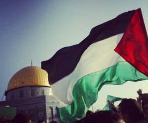 palestine and love image