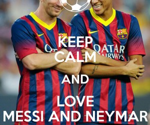 messi and neymar image