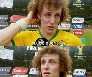 brazil, david luís, and davi luiz image