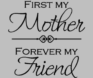 forever, mom, and mother image