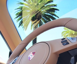 car, summer, and luxury image