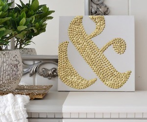 diy, ampersand, and and image