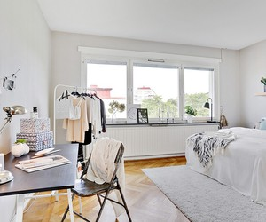 apartment, bedroom, and design image