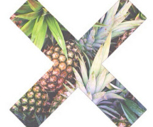 summer, pineapple, and grunge image