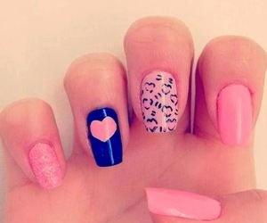 design, girly, and manicure image