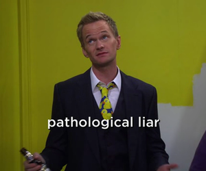 how i met your mother, Barney Stinson, and neil patrick harris image
