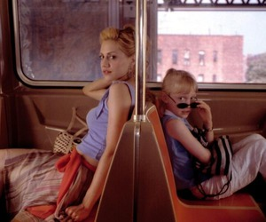 uptown girls, brittany murphy, and dakota fanning image