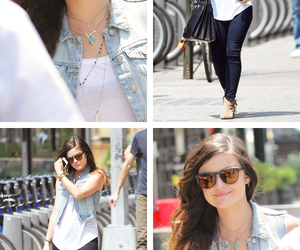 fashion and lucy hale image