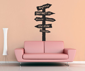 wall decal, cute, and book image