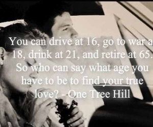 love, one tree hill, and quote image