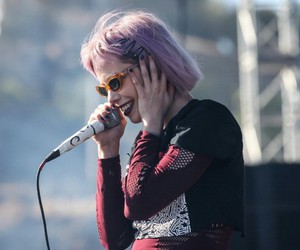 Alice Glass, concert, and Crystal Castles image