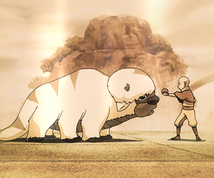 avatar, avatar the last airbender, and aang image