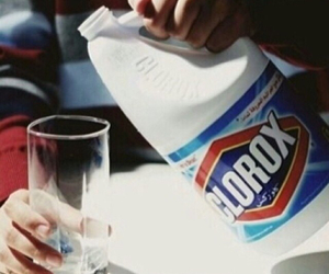 clorox and funny image